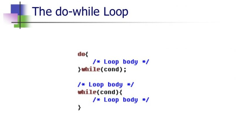 Do..While Loop- সি প্রোগ্রামিংঃ do – while